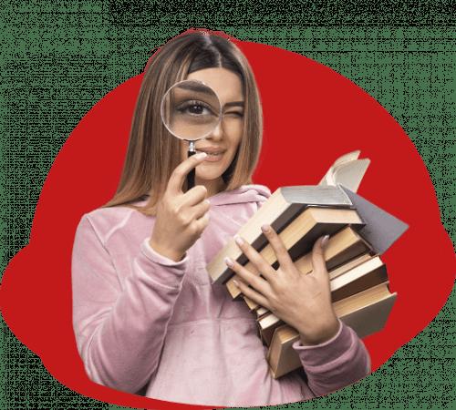 Překladatelka jazykové školy SPOKEN v Šumperku vyhotovující překlad text z angličtiny do češtiny s následnou korekturou
